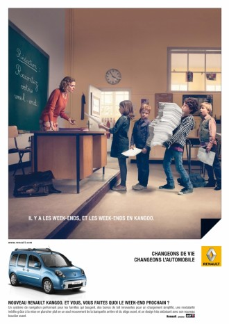 Renault / Kangoo